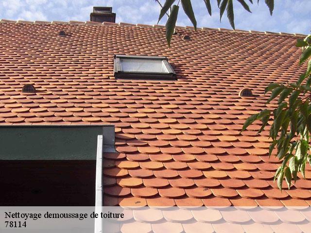 escroquerie nettoyage toiture