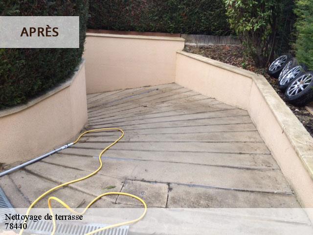 nettoyage terrasse et dallage porcheville t l. Black Bedroom Furniture Sets. Home Design Ideas